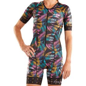 Zoot LTD Combinaison de triathlon manches courtes Aero Femme, ali'i 19